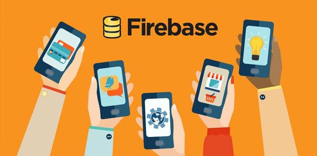 Using Firebase for mobile application development