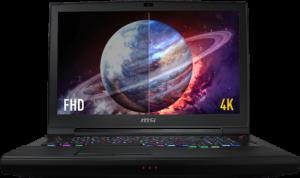 MSI GT75 TITAN- Gaming Laptop – Intel Core i9,16GB RAM