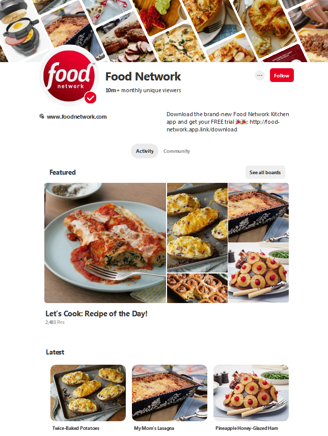 Social media marketing tips you should know about: food-network